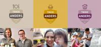 foto Naschoolse opvang advertentie Tikkie Anders Brabant in Nuenen