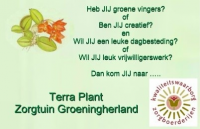 foto Zorgboerderij advertentie Terra Plant Zorgtuin Groeningherland in Wagenborgen
