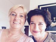 foto Thuiszorg advertentie Erna. Hilda in Loerbeek