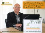 Foto van hulp SAAM thuisbegeleiding  Bewindvoering in Nijverdal