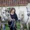 foto Zorgboerderij advertentie Marieke in Kilder