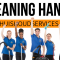 foto Hovenier advertentie Cleaning Hands huishoudservices in Noorden