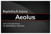 logo Aeolus begeleiding & (na) zorg