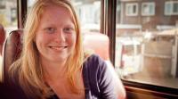 Foto van hulp Giulia in Haarlem