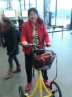 Foto van hulpvrager Elise in Amsterdam