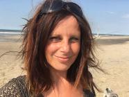 foto Naschoolse opvang advertentie Judith in Radio Kootwijk
