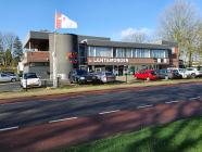 foto Logeerhuis advertentie Van je weet wel. in Doornenburg