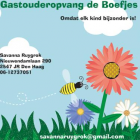 foto Gastouder advertentie Savanna in Den Hoorn