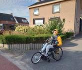 Foto van hulpvrager Dionne in Roelofarendsveen
