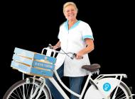 foto Thuiszorg advertentie HappyNurse wijkteam Lunetren/Ederveen en Veenendaal zuid in Ederveen