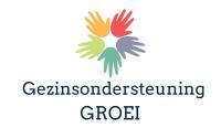 logo Gezinsondersteuning GROEI