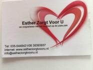 Foto van hulp Esther in Huizen