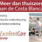 foto Aangepaste vakanties advertentie Excellent Care Spanje in Bruchem