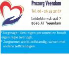 foto Verpleegkundige advertentie prozorg veendam in Heiligerlee