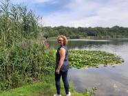 foto Verpleegkundige advertentie Mieke in Merkelbeek